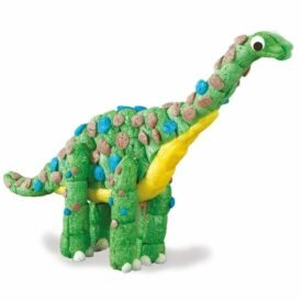 кукурудзяний конструктор динозаври