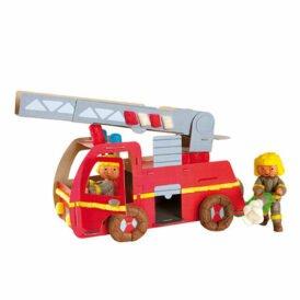 кукурудзяний конструктор пожежна машина