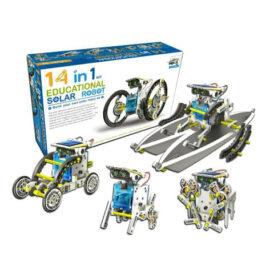 робот конструктор 14 в 1