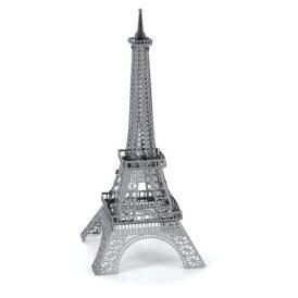 металлический 3д пазл ейфелева башня