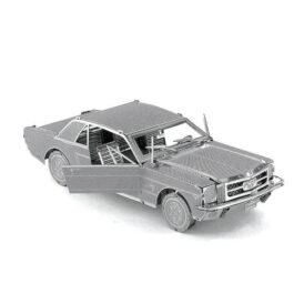 металлический 3д пазл Ford Mustang 1964