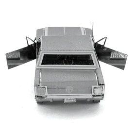 металлическая 3д модель Ford Mustang 1964 вид сзади
