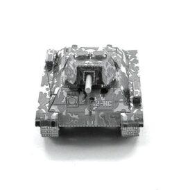собранный металлический 3д пазл танк Т 34