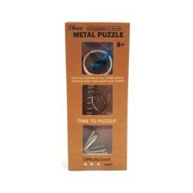 набір металевих головоломок