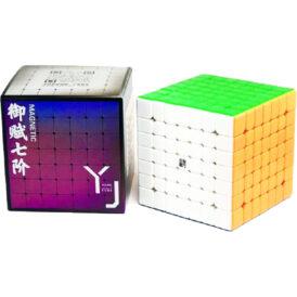 магнітні кольорові кубики рубика 7х7