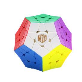 кольоровий магнітний мегамінкс без наклейок