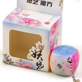 брелок кубик рубика міні желе від Qiyi