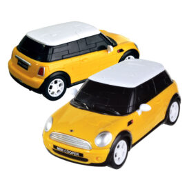 Головоломка Eureka Mini Cooper Yellow