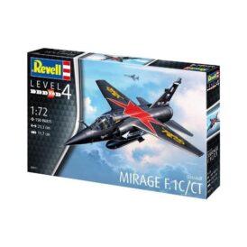 Конструктор Revell Винищувач Dassault Mirage F1 (150 деталей) (1)