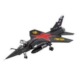 Конструктор Revell Винищувач Dassault Mirage F1 (150 деталей) (2)