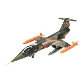 Конструктор Revell Винищувач F-104 Старфайтер (60 деталей) 7