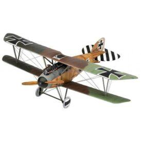 Конструктор Revell Німецький біплан Альбатрос D.III (54 деталі) (6)