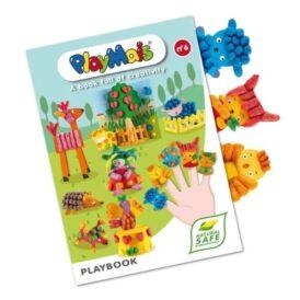 Креативна книга - інструкція кукурудзяного конструктора Розважальна №6 Play Mais (1)