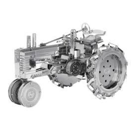 Металлический 3D-пазл Трактор (1)