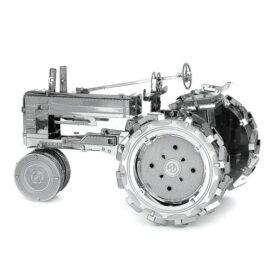 Металлический 3D-пазл Трактор (2)