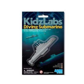 Набір для досліджень 4M Підводний човен (3)