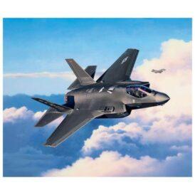 Revell Винищувач-бомбардувальник F-35 Блискавка II (84 деталі) (3)