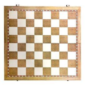 Шахи, шашки, нарди 35 см (3 в 1) (2)