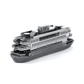 Металлический 3D-пазл Паром (4)