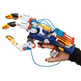 Гидравлическая кибер-рука (6)