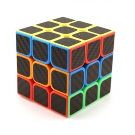 Кубик Рубика 3х3 Yumo Carbon от MoYu (1)
