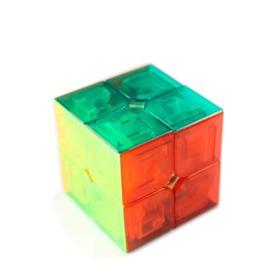 Smart Cube 2х2 Transparent Кубик 2х2 прозорый  (1)