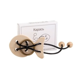 мотузкова головоломка Заморочка Карась