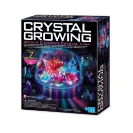 Набір для досліджень 4M Кольорові кристали (00-03920US) (5)