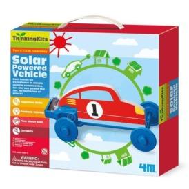 Науковий набір 4M Автомобіль на сонячній енергії (00-04676) (1)
