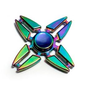 Спиннер-хамелеон Мельница из металла