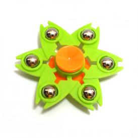 Спиннер Солнышко зеленый