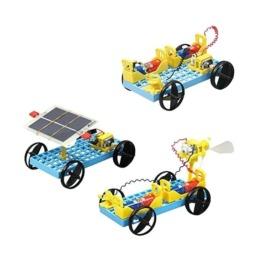 STEM-конструктор Artec Эволюция машины на солнечной энергии (1)