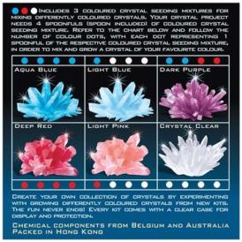 Набор для исследований 4M Секреты кристаллов 1