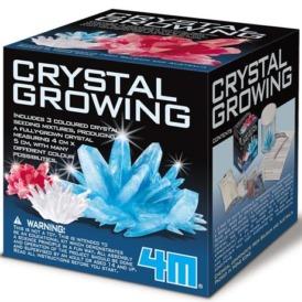Набор для исследований 4M Секреты кристаллов 3