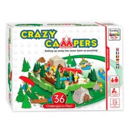 Ah!Ha Crazy Campers Логическая игра Сумасшедшие Кемперы (2)