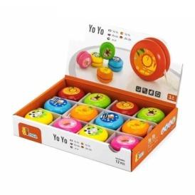 Йо-йо Viga Toys в 6 кольорах