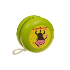 Йо-йо Viga Toys зелёное