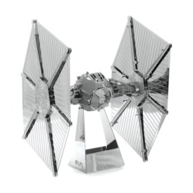 Металлический 3D-пазл Imperial Tie Fighter (1)