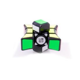 YJ 1x1x3 Spinning King Corner black Кубоид спиннер черный пластик (3)