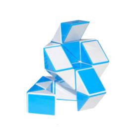 Змійка блакитна Рубіка Smart Cube 2017.