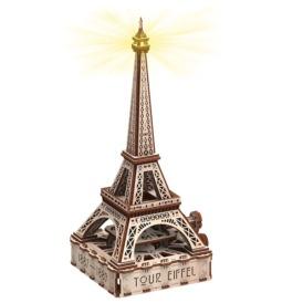 Эйфелева башня Эко-лайт (163 деталей) 10205 (4)