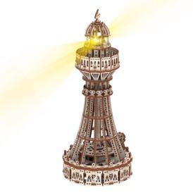 Штормовой маяк Эко-лайт (217 деталей) 10204 (5)