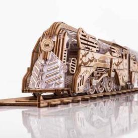 Veter Models Поезд с тендером (13)
