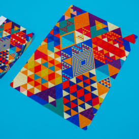 Пазл BeBetter Puzzle Triangles (500 деталей).ua2
