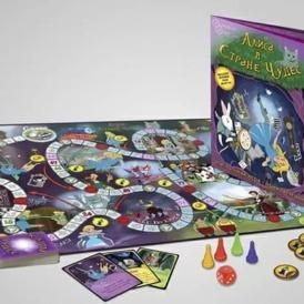 Настольная игра Нескучные Игры Алиса в Стране чудес1