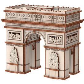 3D конструктор Mr. Playwood Тріумфальна арка (96 деталей)1