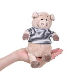 Мягкая игрушка Same Toy Поросенок в рубашке 3