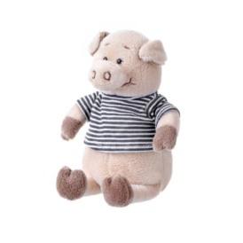 Мягкая игрушка Same Toy Поросенок в рубашке 4