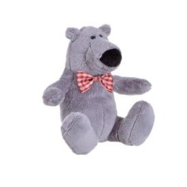 Мягкая игрушка Same Toy Полярный мишка серый1