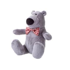 Мягкая игрушка Same Toy Полярный мишка серый2